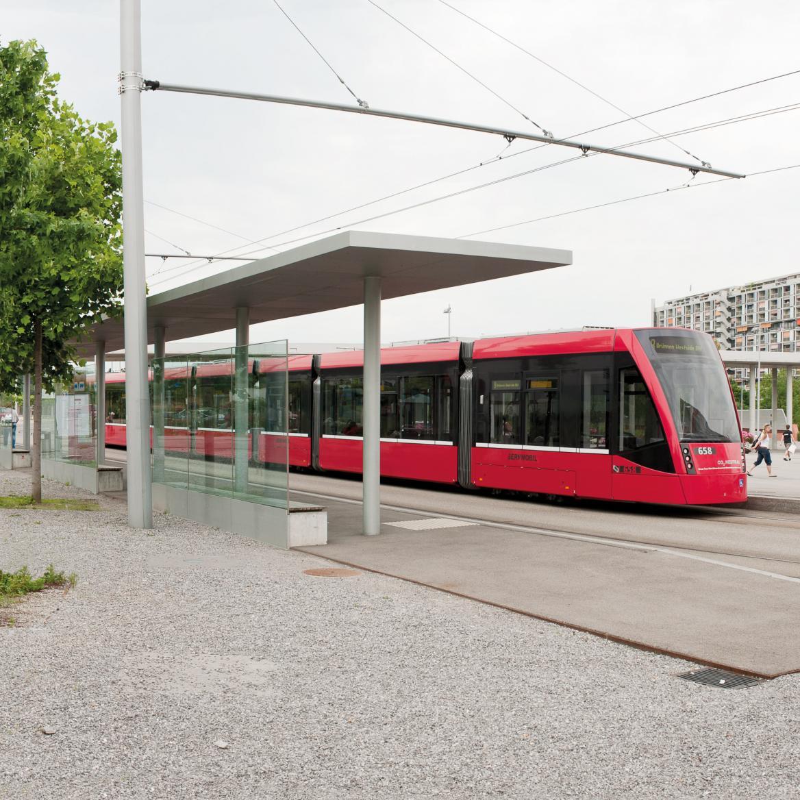Tram bern west bern atu prix for 3b architekten
